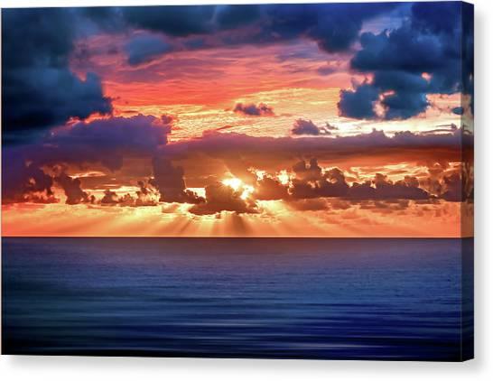 Australian Canvas Print - Hidden Spark by Az Jackson