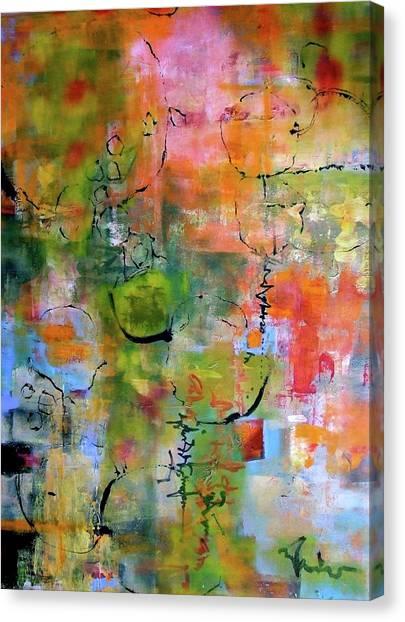 Canvas Print - Hidden Times by Jane Ferguson