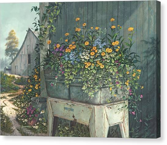 Hidden Treasures Canvas Print