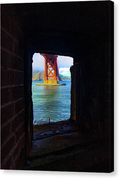 Room With A View Canvas Print