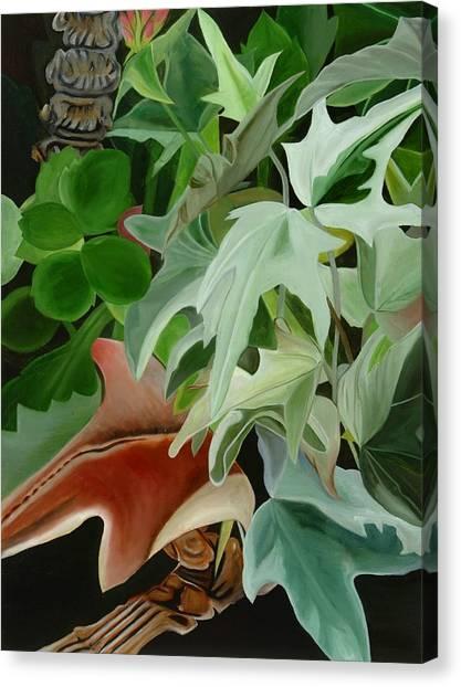 Hide'n Seek IIi Canvas Print by Sunhee Kim Jung