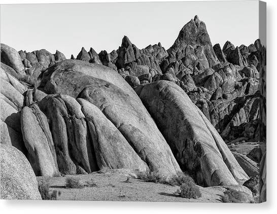 Canvas Print featuring the photograph Hideout by Jon Exley