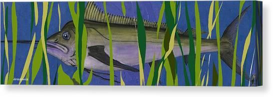 Hiding Spot2 Canvas Print