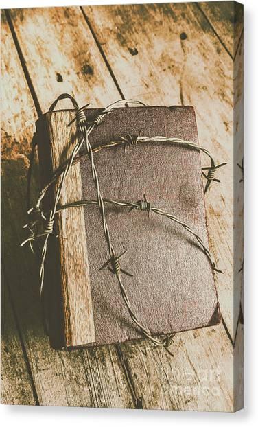 Mythology Canvas Print - Hiding Truth by Jorgo Photography - Wall Art Gallery
