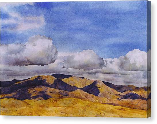 High Desert Canvas Print