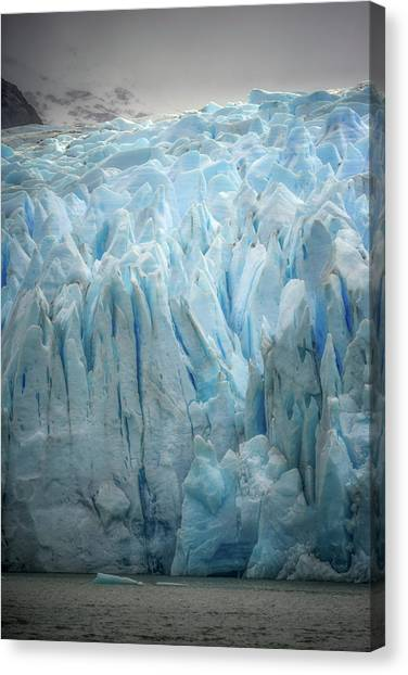 Highlighter Ice Canvas Print