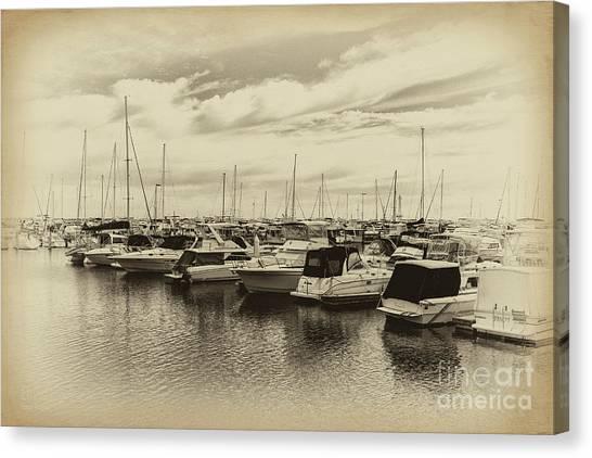 Hillarys Boat Harbour, Western Australia Canvas Print