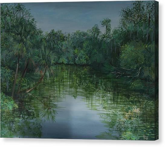Hillsboro Flordia Canvas Print