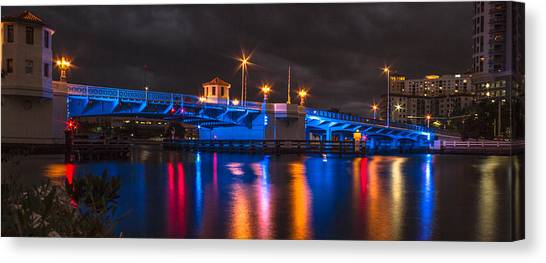 Hillsborough River Canvas Print