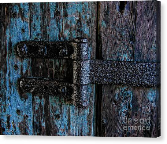 Hinged Canvas Print