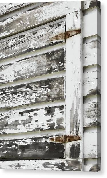Hinges Canvas Print by JAMART Photography