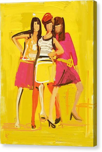 Twiggy Canvas Prints   Fine Art America