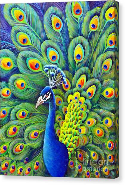 His Splendor Canvas Print
