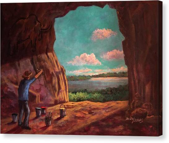 History Of Art Canvas Print