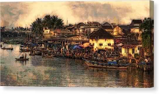 Hoi Ahnscape Canvas Print