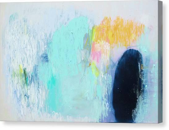 Canvas Print - Hold My Breath by Claire Desjardins