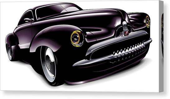 Holden Concept Car Canvas Print