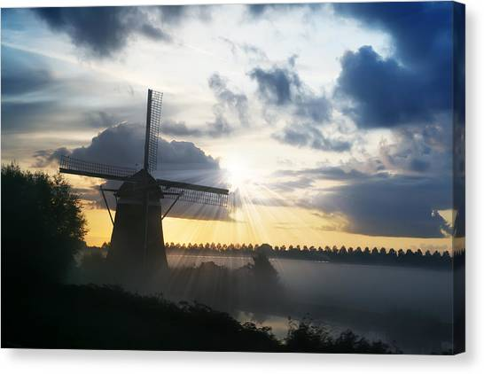 Holland Canvas Print