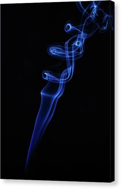 Holy Smoke Canvas Print