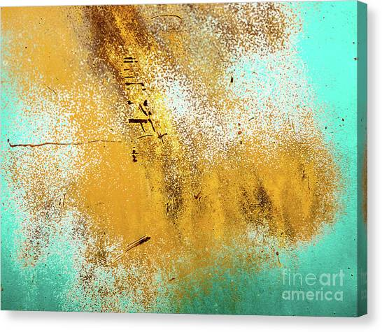 Rusty Truck Canvas Print - Studebaker by DiFigiano Photography