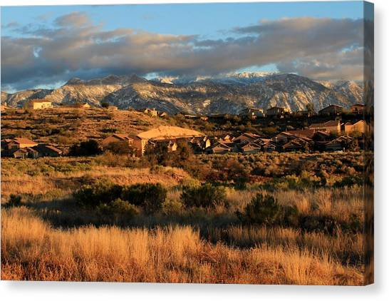 Homefront Canvas Print
