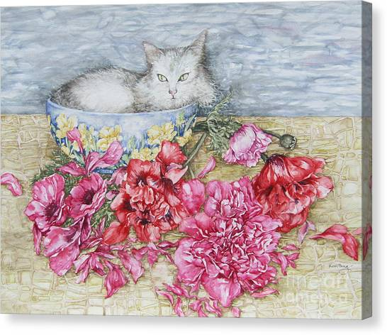 Homely Canvas Print