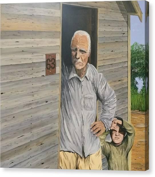 Hooper Ranch #63 Canvas Print