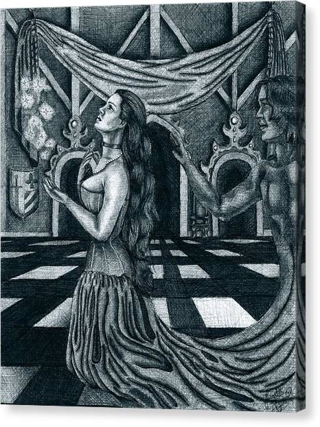 Hopes And Dreams Canvas Print by Scarlett Royal
