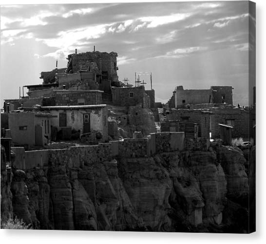 Hopi First Mesa 2 Canvas Print