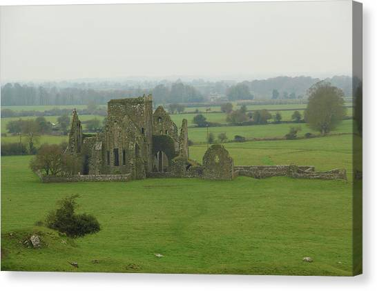 Hore Abbey Canvas Print