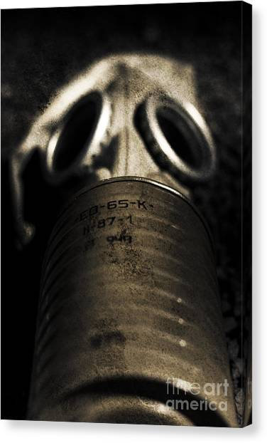 Biohazard Canvas Print - Horrors Of War by Jorgo Photography - Wall Art Gallery