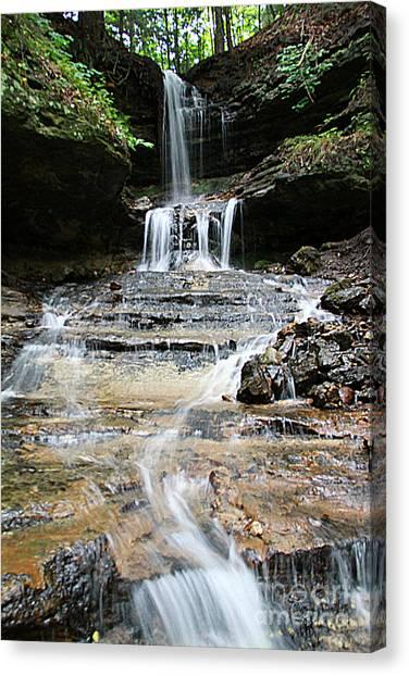 Horseshoe Falls #6735 Canvas Print