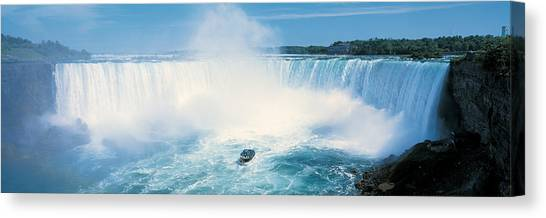 Horseshoe Falls Canvas Print - Horseshoe Falls, Niagara Falls by Panoramic Images