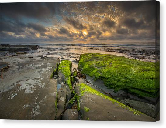 Big Sky Canvas Print - Hospitals Reef by Peter Tellone