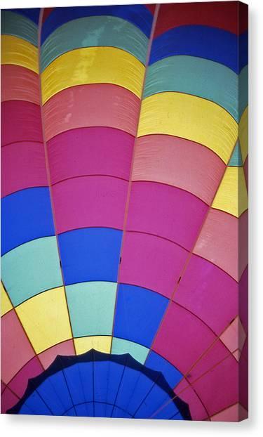 Hot Air Balloon - 9 Canvas Print by Randy Muir