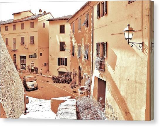 Canvas Print - Hot Summer In Italy by Slawek Aniol