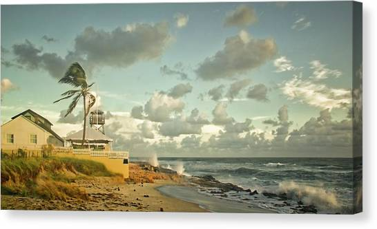 House Of Refuge Canvas Print