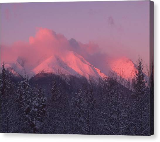 Hudson Bay Sunrise Canvas Print