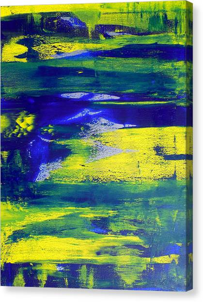 Gerhard Richter Canvas Print - Humanity by Holly Anderson