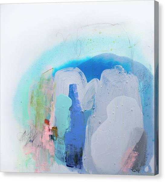 Canvas Print - Humble Pie by Claire Desjardins