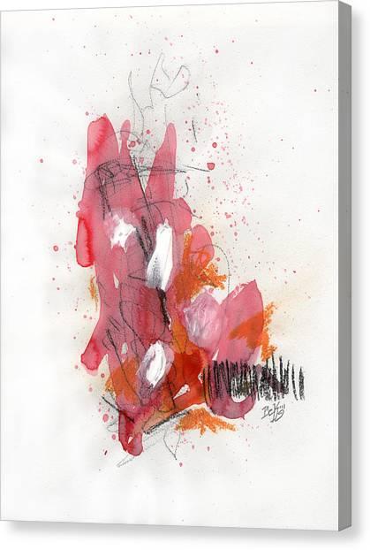 Hundelskurd Canvas Print