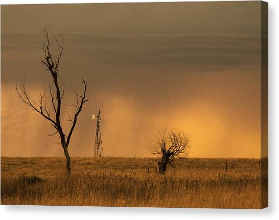 Canvas Print - Hyde County by Don Durfee
