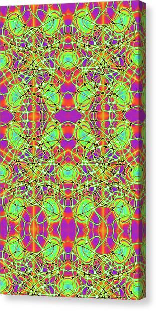 Hyper Illusion Canvas Print
