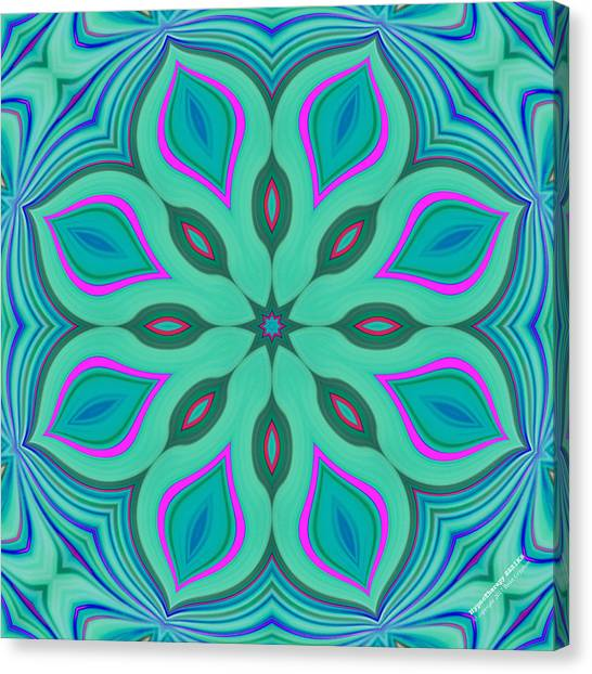 Hypnotherapy 2231k8 Canvas Print
