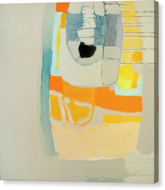 Canvas Print - I Love Bacon by Claire Desjardins