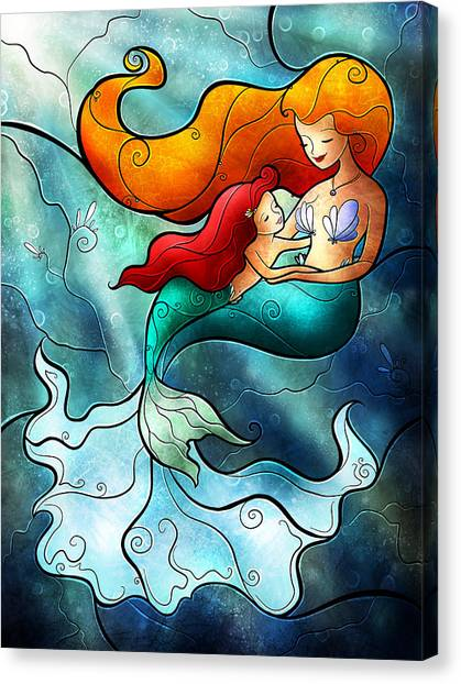 I Remember Love Canvas Print