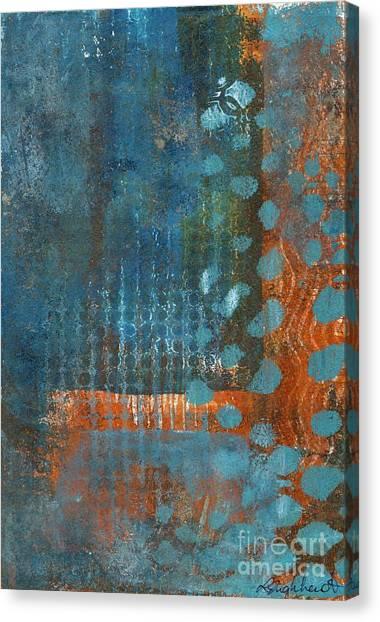 I See Spots 1 Canvas Print
