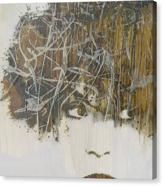 Rhythm And Blues Canvas Print - I Will Always Love You by Paul Lovering