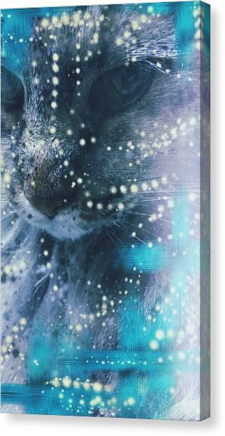 Canvas Print - Ice Queen by Orphelia Aristal