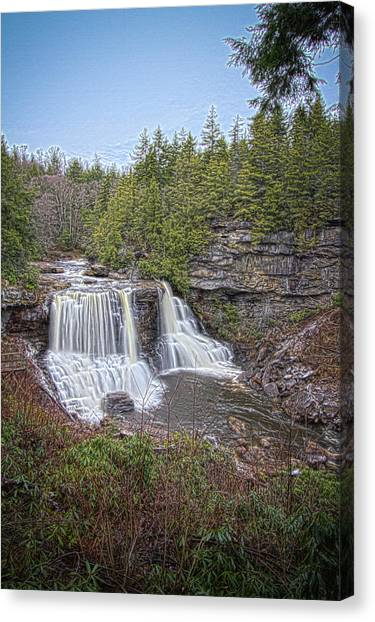 Iconic Falls Canvas Print